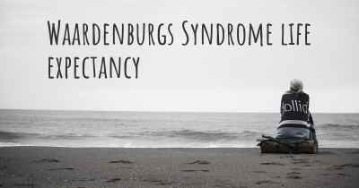 Waardenburgs Syndrome life expectancy
