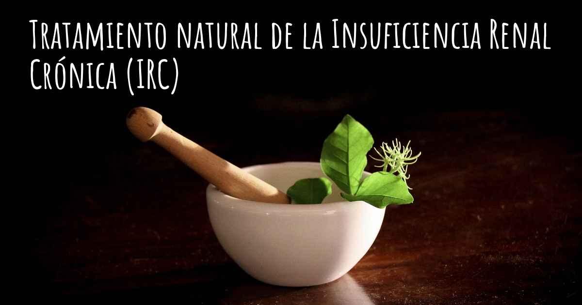 ▷ ¿Existe algún tratamiento natural para la Insuficiencia Renal ...
