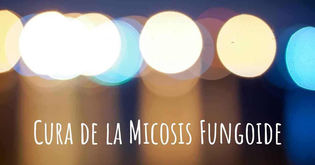 ¿La Micosis Fungoide tiene cura?
