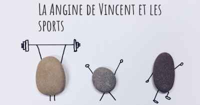 La Angine de Vincent et les sports