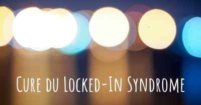 Cure du Locked-In Syndrome