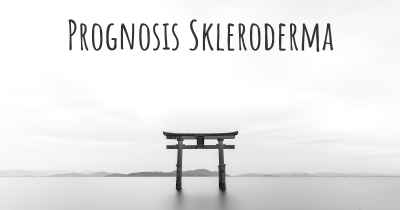 Prognosis Skleroderma
