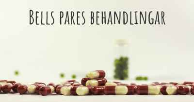 Bells pares behandlingar