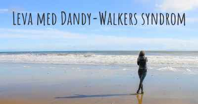 Leva med Dandy-Walkers syndrom