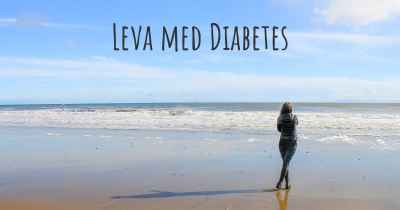 Leva med Diabetes