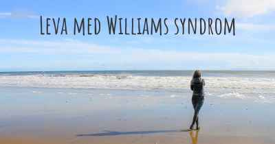 Leva med Williams syndrom