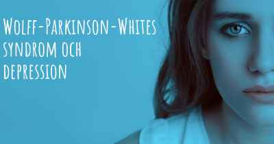Wolff-Parkinson-Whites syndrom och depression