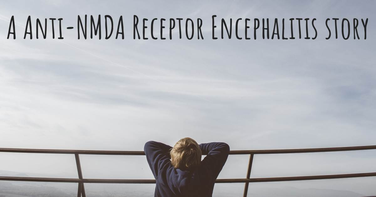 anti nmda receptor encephalitis stories