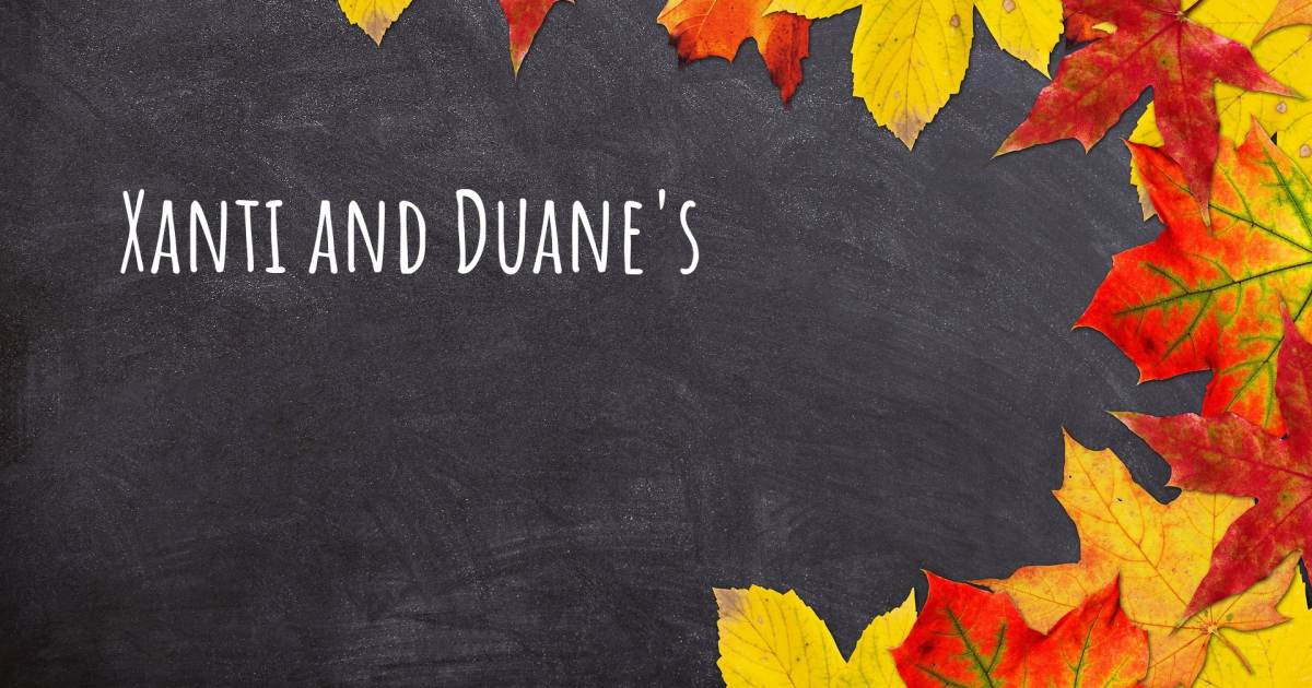 Story about Duane Syndrome .