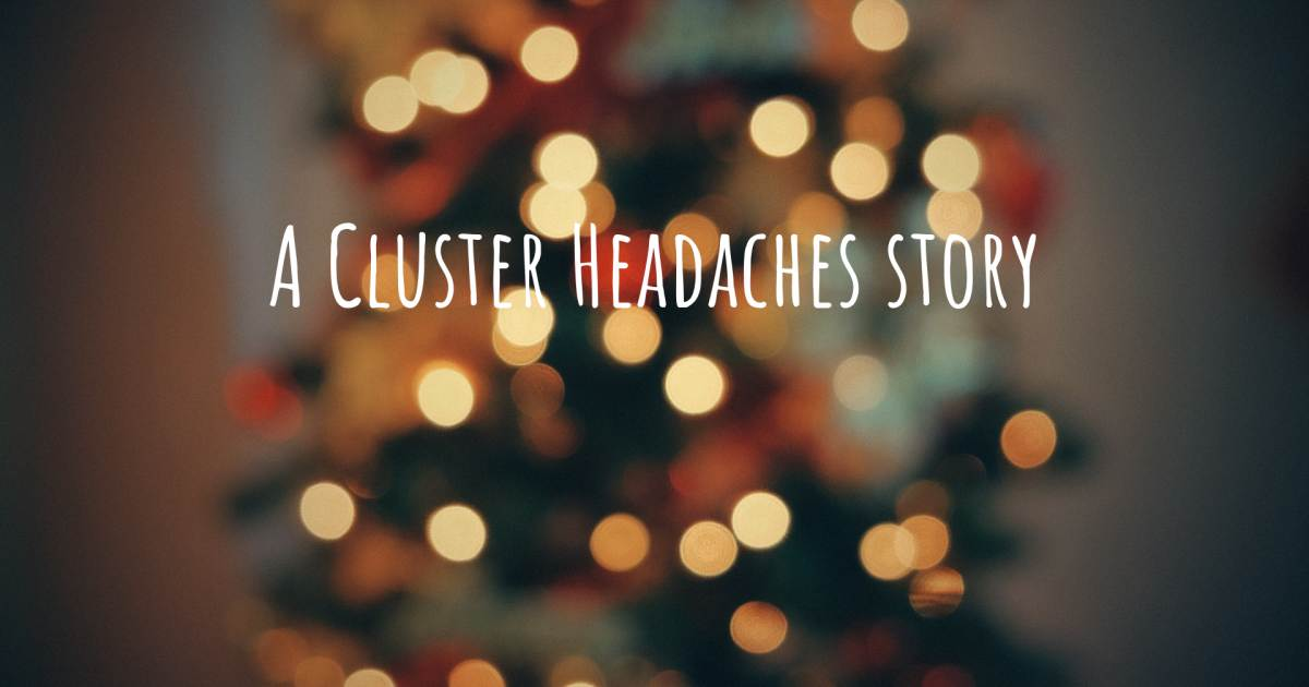 Story about Cluster Headaches .