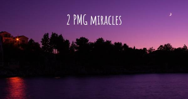 2 PMG MIRACLES