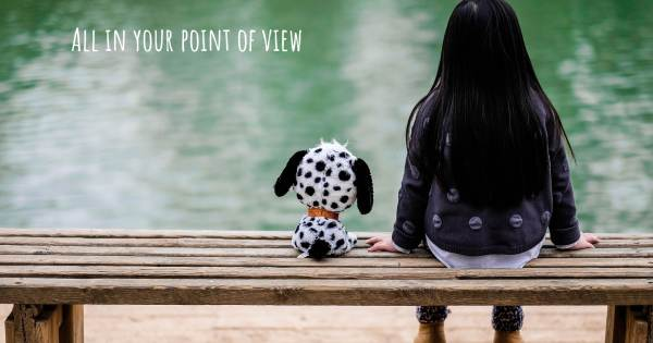 ALL IN YOUR POINT OF VIEW