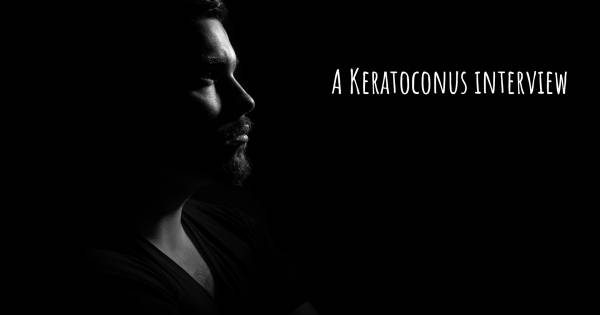A Keratoconus interview
