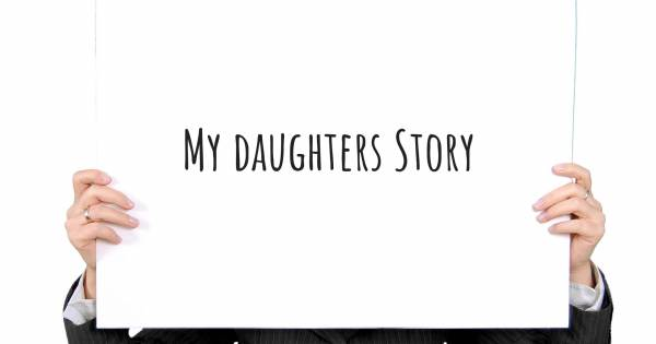 MY DAUGHTERS STORY