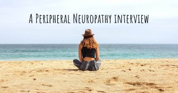 A Peripheral Neuropathy interview