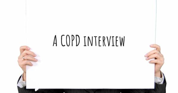 A COPD interview