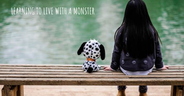 LEARNING TO LIVE WITH A MONSTER