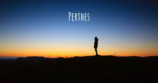 PERTHES