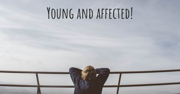 YOUNG AND AFFECTED!