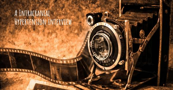 A Intracranial Hypertension interview