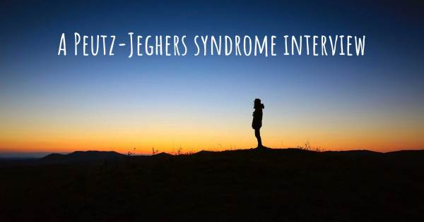 A Peutz-Jeghers syndrome interview