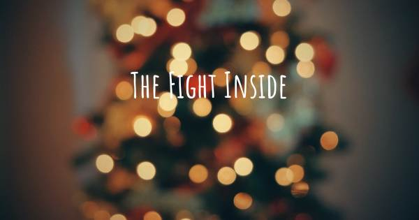 THE FIGHT INSIDE